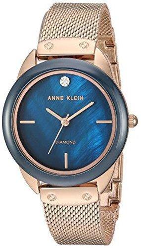 958cd089f9a4c1 Anne Klein AK-3258NVRG - Kupuj tylko oryginalne produkty w autoryzowanym  sklepie