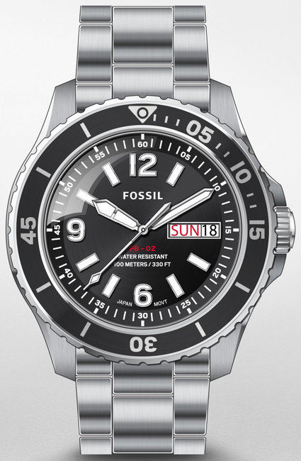 Fossil FS5687 - Kod rabatowy: kupujetaniej - Dodatkowe 10% zniżki