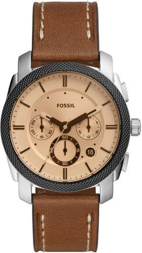 Fossil Machine FS5620 - Dla Ciebie 10% rabatu - skorzystaj z kuponu: taniej