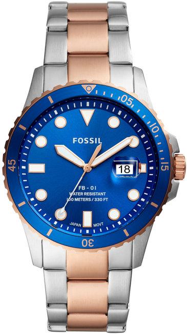 Fossil FS5654 - Dla Ciebie 10% rabatu - skorzystaj z kuponu: taniej